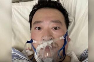 Bệnh viện xác nhận bác sĩ cảnh báo virus corona qua đời