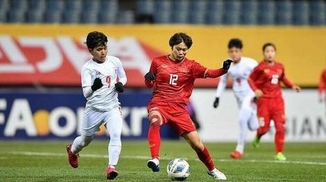 Việt Nam giành suất play-off Olympic