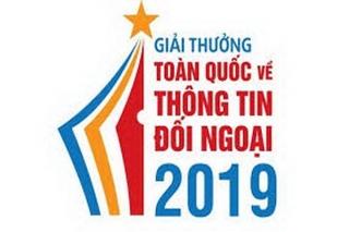 Thông báo phát động Giải thưởng toàn quốc về thông tin đối ngoại năm 2019