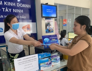 VNPT Tây Ninh chung tay phòng chống dịch bệnh do virus Corona