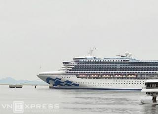 Tàu có người nhiễm nCoV từng ghé 2 cảng ở Việt Nam