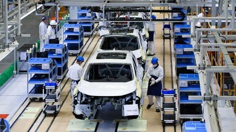 Toyota và Honda tiếp tục đóng cửa nhà máy tại Trung Quốc