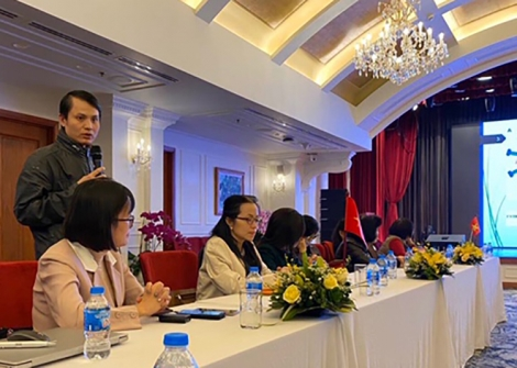 Nhà khoa học Việt tạo kit thử nCoV cho kết quả sau 70 phút