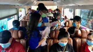 Tham gia giao thông an toàn trong điều kiện có dịch bệnh nCoV
