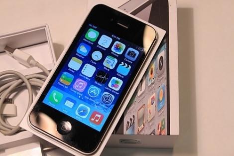 iPhone 4/4s trở lại với giá từ 300 nghìn đồng