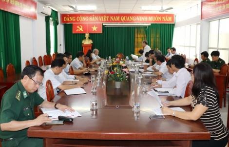 Viện Pasteur TP.Hồ Chí Minh làm việc với Sở Y tế Tây Ninh về công tác phòng, chống dịch bệnh nCoV