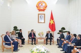 Thủ tướng: Việt Nam quyết tâm thực thi hiệu quả EVFTA, EVIPA