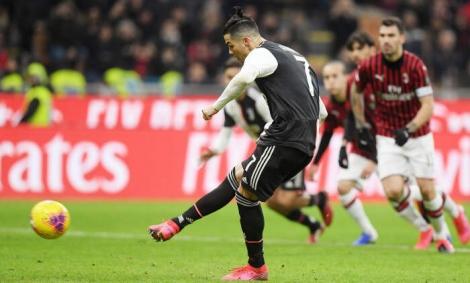 Ronaldo cứu Juventus ở Cup Italy