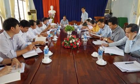 Triển khai Đề án Quản lý, phát triển rừng sản xuất tỉnh Tây Ninh