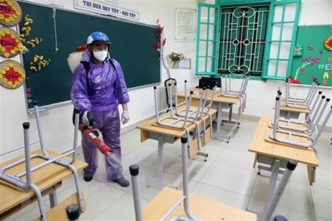 Bộ Giáo dục và Đào tạo sẽ lùi thời điểm kết thúc năm học