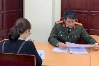 Tung tin trường học có dịch Covid-19, một phụ nữ ở Hà Nội bị phạt 10 triệu đồng