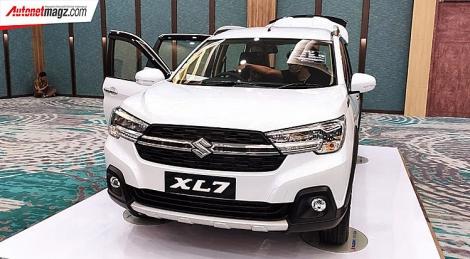 Suzuki XL7 - bản SUV của Ertiga giá từ 15.900 USD