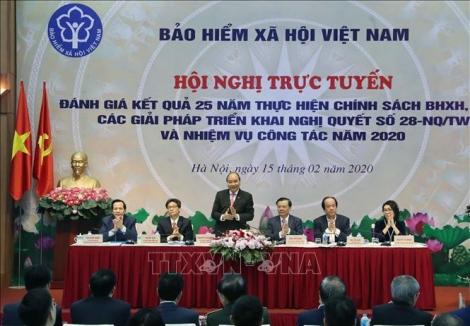 Bảo hiểm xã hội Việt Nam - 25 năm vững trụ cột an sinh