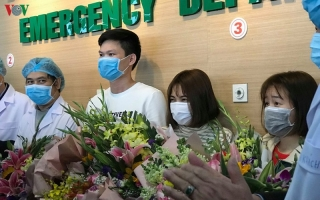 Đa số bệnh nhân đang điều trị Covid-19 tại Việt Nam có kết quả âm tính
