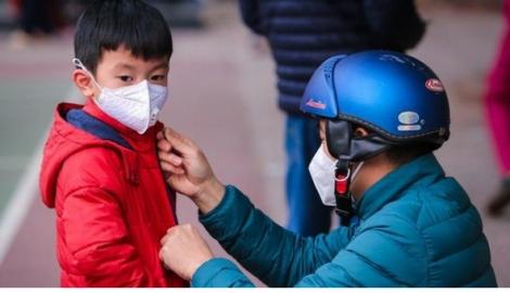 8 khuyến cáo bảo vệ trẻ trước dịch COVID-19 (nCoV) cha mẹ cần nhớ