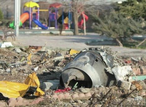 Vì sao Iran không thể giải mã hộp đen của máy bay Ukraine bị bắn rơi?