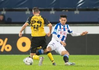 Văn Hậu toả sáng trong thắng lợi của đội trẻ Heerenveen