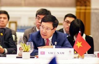 Phó Thủ tướng Phạm Bình Minh dự Hội nghị đặc biệt ASEAN-Trung Quốc ứng phó dịch Covid-19