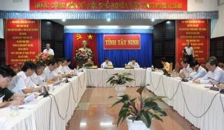 Tây Ninh: Tổng kết công tác bảo đảm trật tự ATGT năm 2019