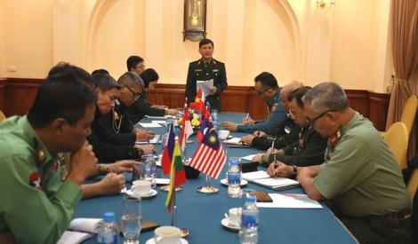Bảo đảm an ninh, an toàn tuyệt đối cho Hội nghị Bộ trưởng Quốc phòng ASEAN