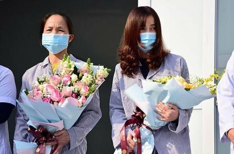 Bệnh nhân Vĩnh Phúc nói 'xin lỗi' khi xuất viện