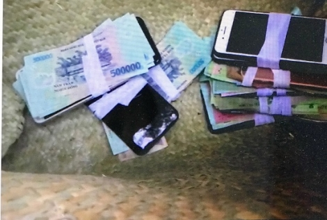 Triệt phá tụ điểm đánh bạc ở phường Gia Lộc, Trảng Bàng