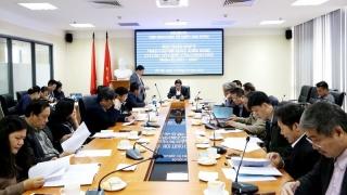 Đề xuất giảm số lượng các Bộ, cơ quan ngang bộ