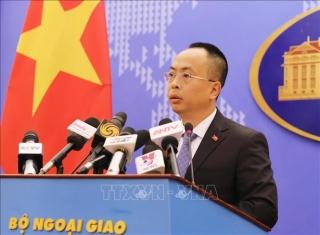 Bộ Ngoại giao lên tiếng trước việc Hoa Kỳ đưa Việt Nam khỏi danh sách nước đang phát triển