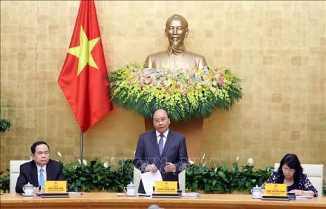 Thủ tướng chủ trì họp Hội đồng Thi đua - Khen thưởng Trung ương.