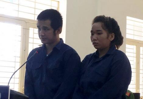 Buôn ma túy, vợ chồng hờ lãnh án 15 năm tù
