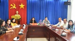 Kiện toàn Ủy ban MTTQ Việt Nam huyện, xã mới sau khi sắp xếp, sáp nhập đơn vị hành chính