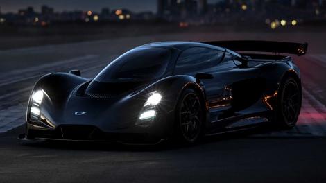 Czinger 21C - siêu xe hybrid tăng tốc nhanh bậc nhất thế giới