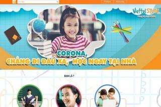Tây Ninh: Giáo viên, học sinh có thể dạy và học miễn phí qua mạng xã hội học tập trực tuyến ViettelStudy.vn
