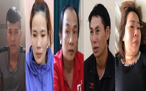 CA Gò Dầu: Bắt 5 đối tượng buôn bán ma túy