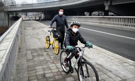 Số ca nhiễm nCoV ở Bắc Kinh tăng nhanh