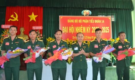 Đại hội Đảng bộ Tiểu đoàn 14