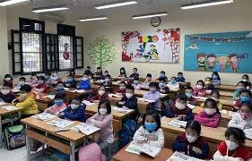 Bộ Giáo dục và Đào tạo đề nghị đi học từ 2/3
