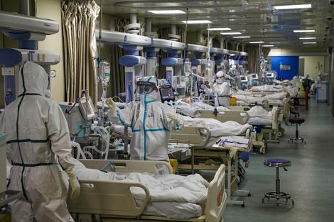 Lộ diện khủng hoảng ngầm y tế Trung Quốc