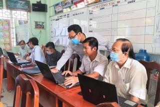 Nhiều trường quan tâm dạy học trực tuyến