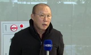 HLV Park: 'Đây là lúc tìm bước tiến mới cho bóng đá Việt Nam'