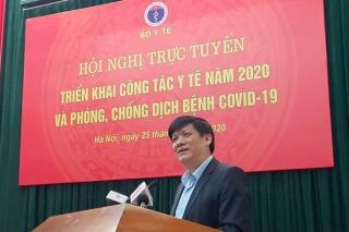 Thứ trưởng Bộ Y tế: Dịch Covid-19 chuyển sang giai đoạn mới thách thức hơn