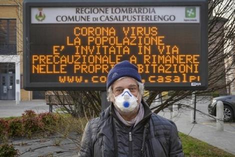 Italy xác nhận ca tử vong thứ 7 do dịch Covid-19