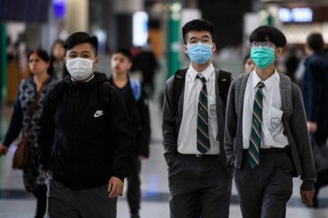 Hồng Kông cho nghỉ đến 20/4, vẫn thi tốt nghiệp THPT theo kế hoạch