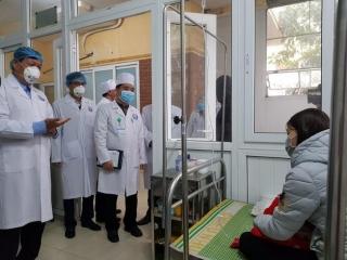 Bệnh nhân thứ 16 mắc COVID-19 ở Việt Nam xuất viện