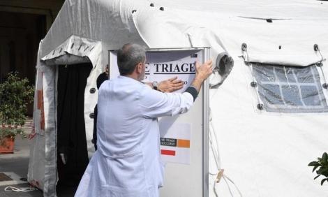 Số ca nhiễm virus corona ở Italy vượt 300