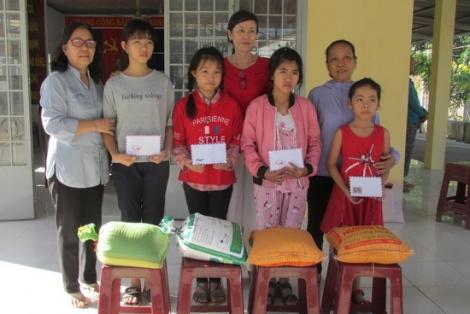 """""""Tổ bảo vệ trẻ em có nguy cơ bỏ học"""" phường Ninh Sơn - Điểm tựa cho các em hoàn cảnh khó khăn"""