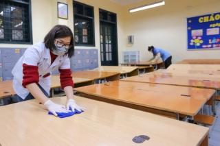 Tây Ninh: Trẻ mầm non, học sinh tiểu học và THCS tiếp tục nghỉ đến hết ngày 14.3