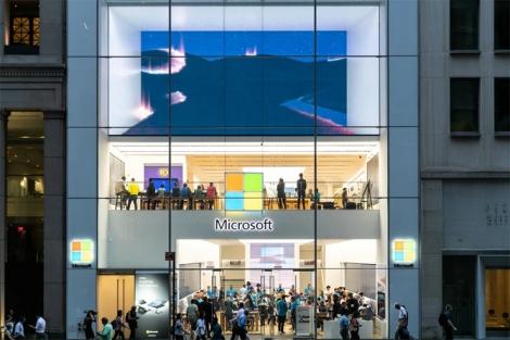 Microsoft cảnh báo giảm doanh thu vì Covid-19