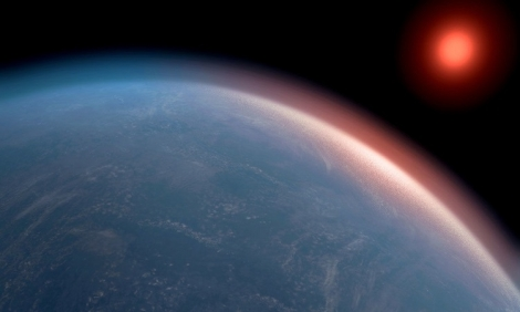 Hành tinh trong vùng ở được cách Trái Đất 124 năm ánh sáng