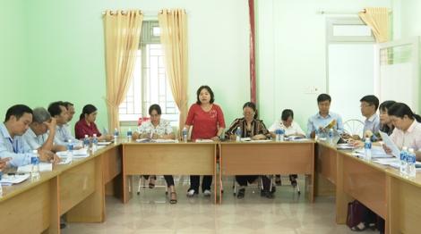 HĐND tỉnh khảo sát công tác giảm nghèo tại thành phố Tây Ninh